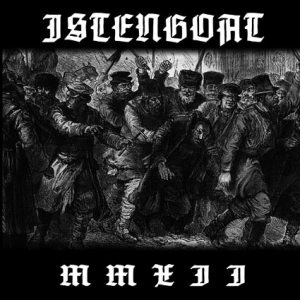 istengoat - ep cover