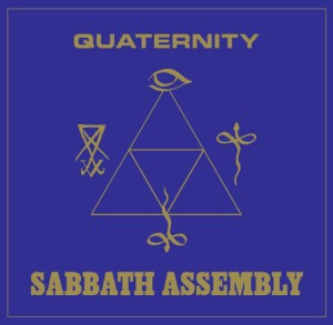 Sabbath Assembly Quaternity cover