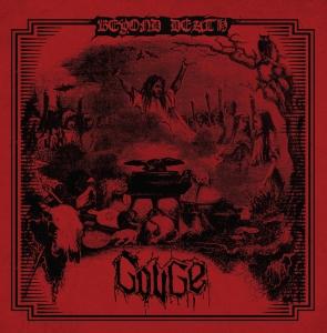 gouge - album cover